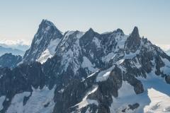 Aiguille du Midi 3842m n.p.m. 07-07-2018