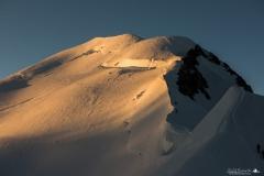Mont Blanc 4810 m n.p.m. 04-07-2018