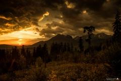 Przełęcz Tetmajera 2.590m n.p.m. 07-10-2018