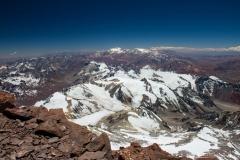 Aconcagua 6962m n.p.m 07-01-2017