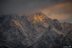 Tatry o zachodzie Słońca 29-09-2018